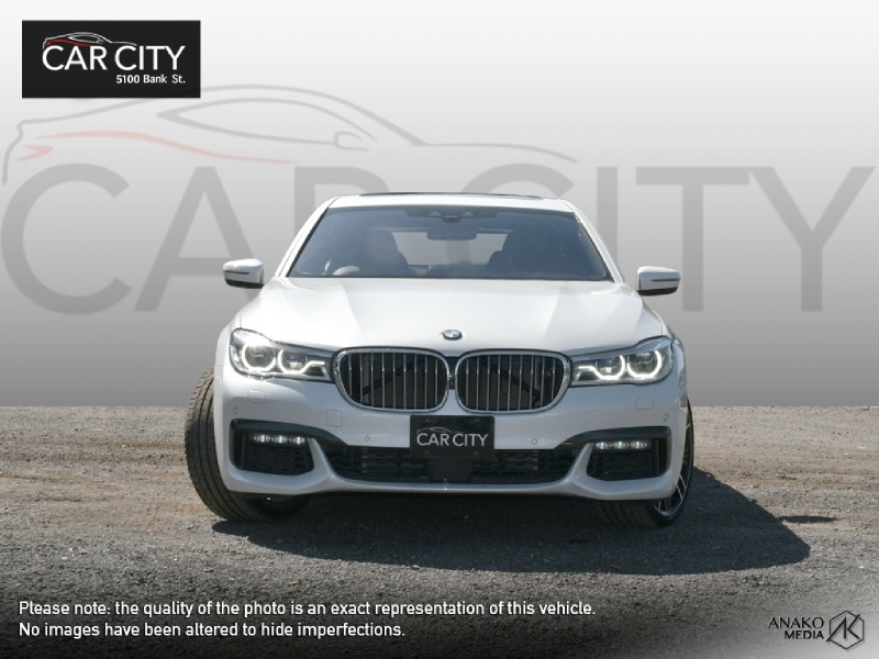 BMW 7-Series 2016 price $45,999