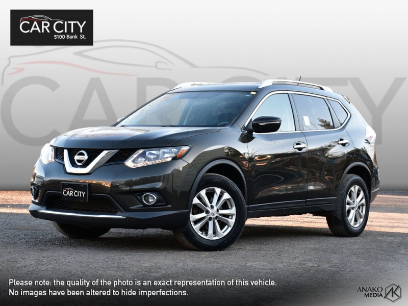 Nissan Rogue 2015 price $15,999