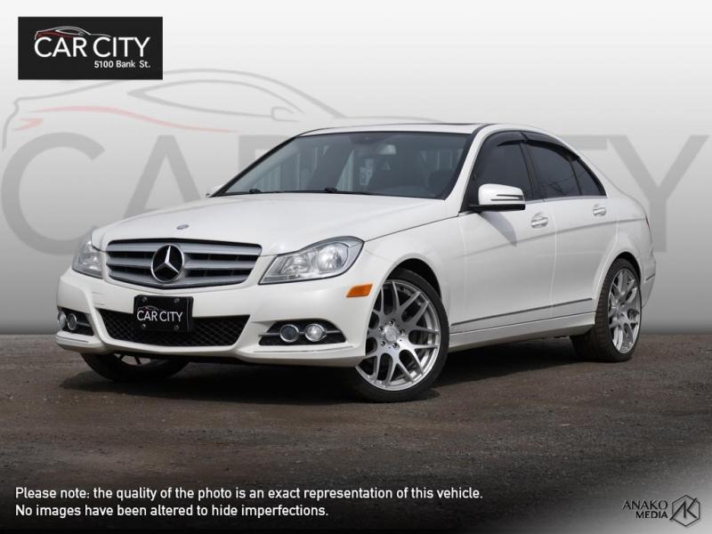 Mercedes-Benz C-Class 2012 price $13,888