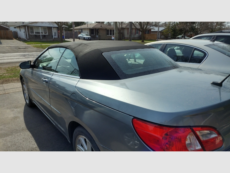 Chrysler Sebring 2008 price $7,490