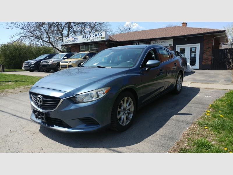 Mazda Mazda6 2014 price $7,990