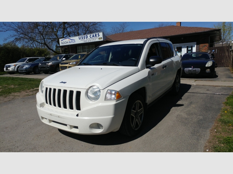 Jeep Compass 2009 price $5,990