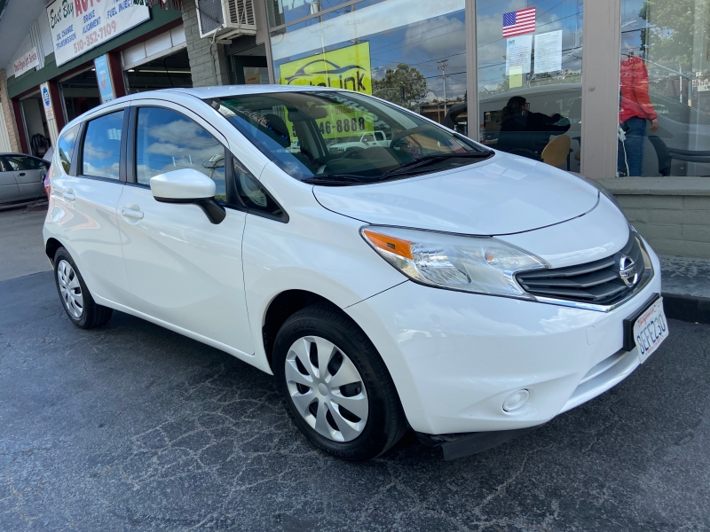 Nissan Versa Note 2015 price $5,899