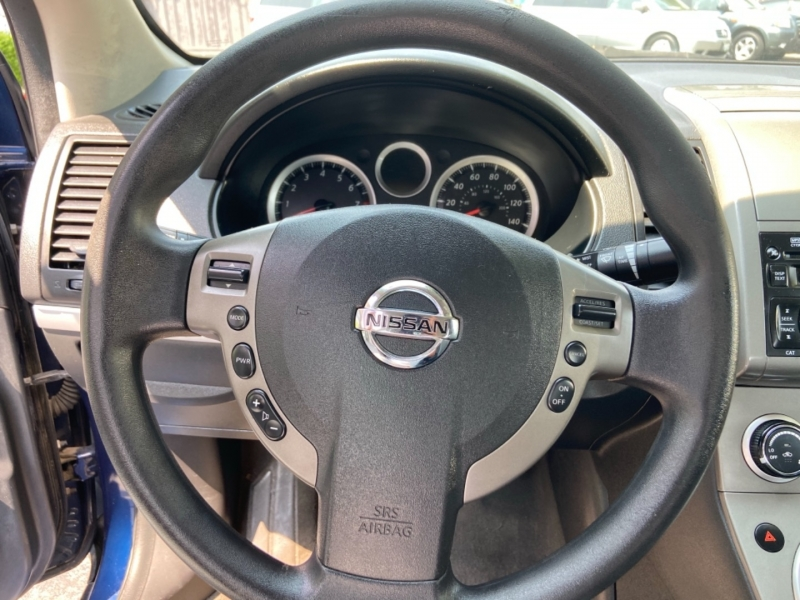 Nissan Sentra 2012 price $6,998