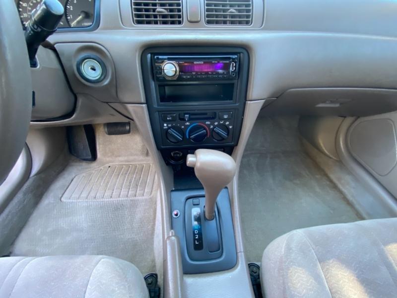 Toyota Camry 1997 price $4,995