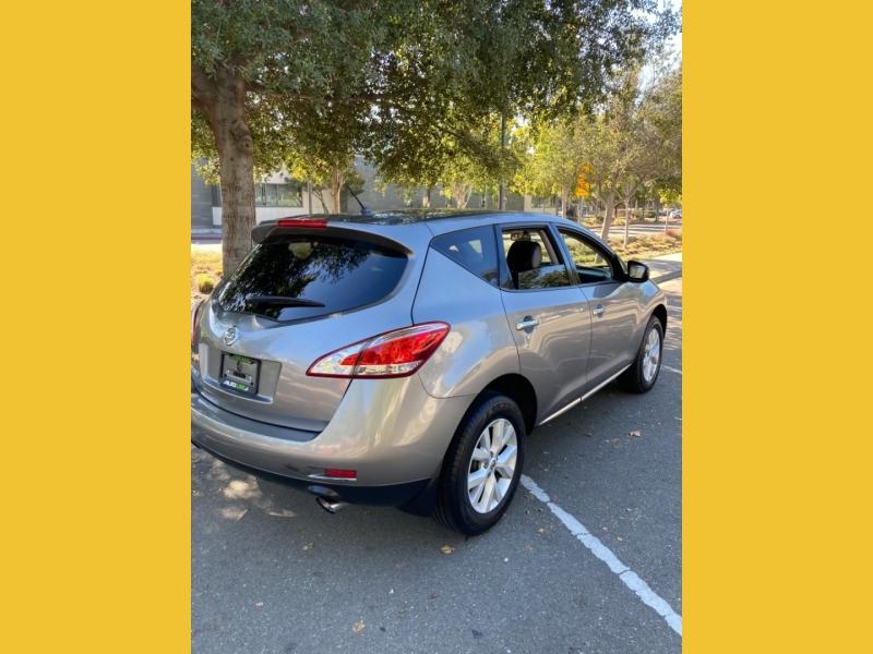 Nissan Murano 2011 price $9,888