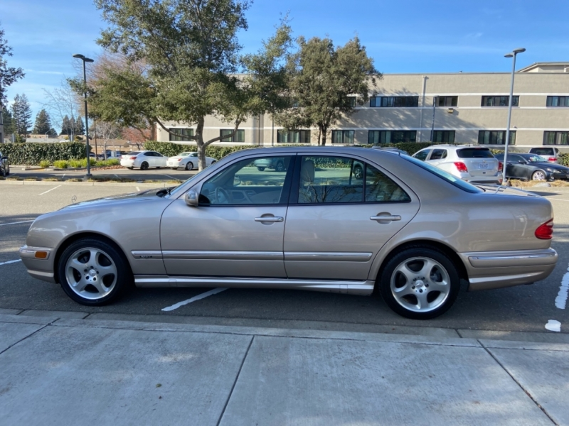 Mercedes-Benz E-Class 2001 price $7,299