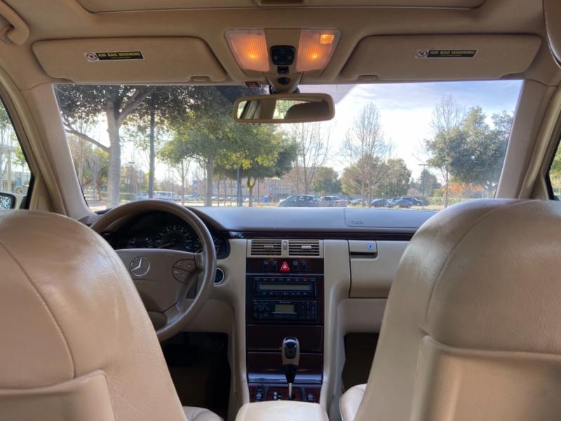 Mercedes-Benz E-Class 2001 price $7,995