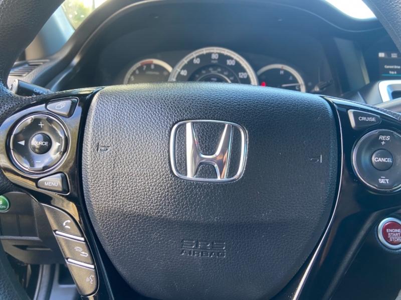 Honda Accord Sedan 2016 price $13,998