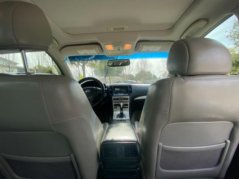 Infiniti G35 Sedan 2008 price $9,499