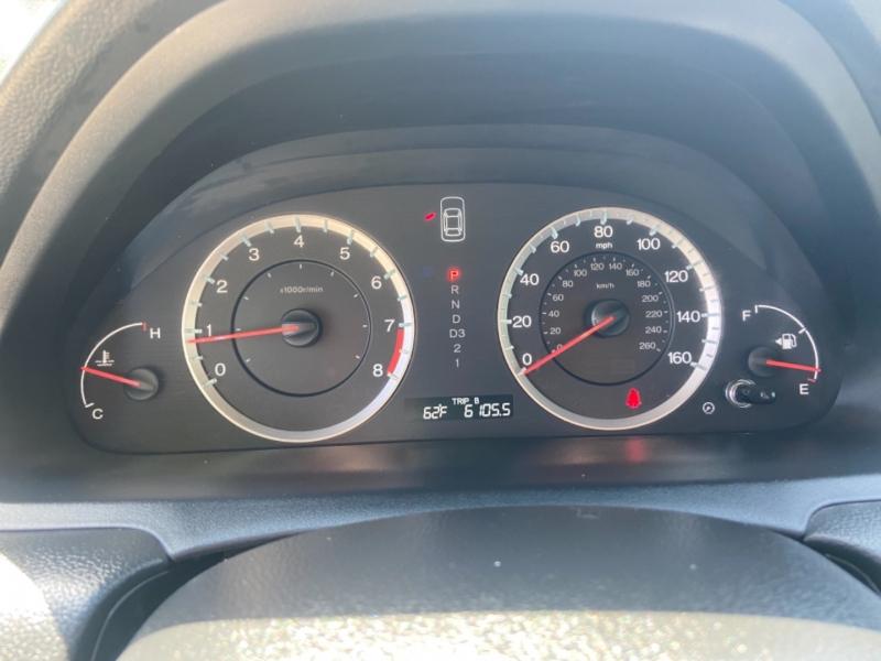 Honda Accord Cpe 2009 price $12,499