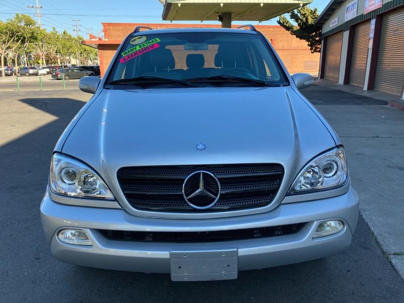Mercedes-Benz M-Class 2002 price $6,499