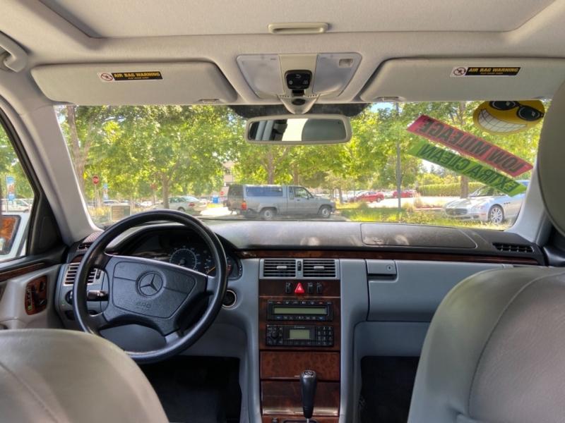 Mercedes-Benz E Class 1999 price $6,499