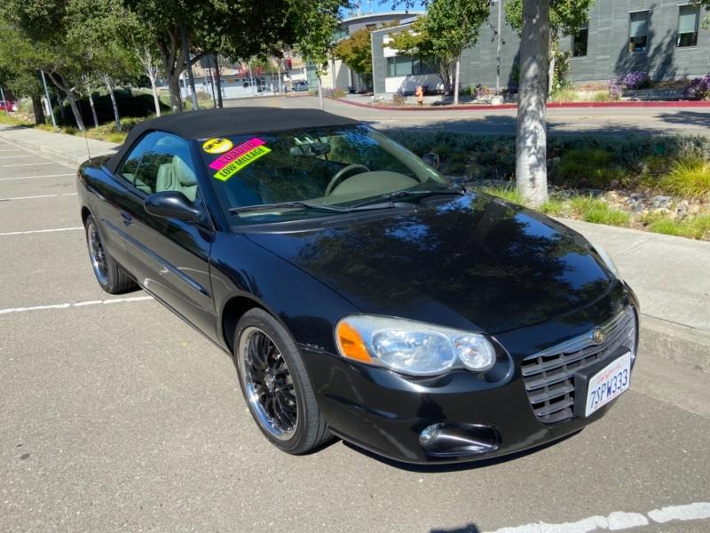 Chrysler Sebring Conv 2006 price $6,998