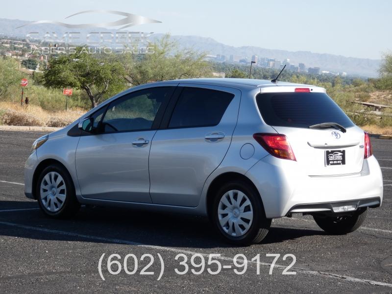 Toyota Yaris 2017 price $9,995