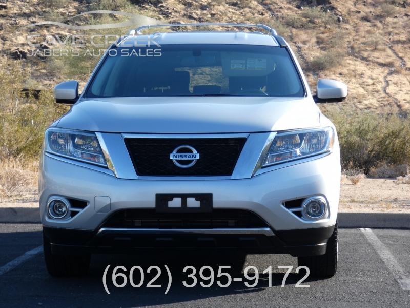 Nissan Pathfinder 2013 price $15,495