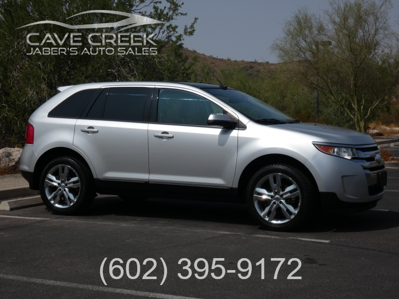 Ford Edge 2013 price $13,430
