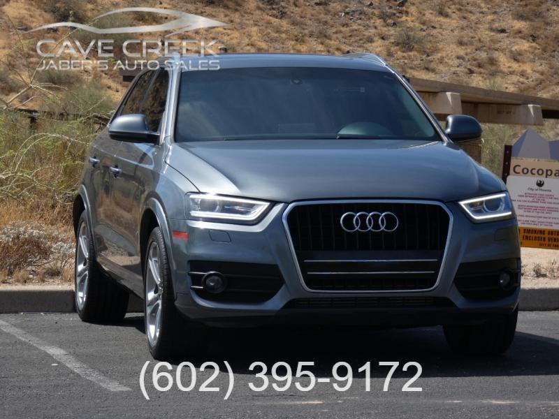Audi Q3 2015 price $17,995