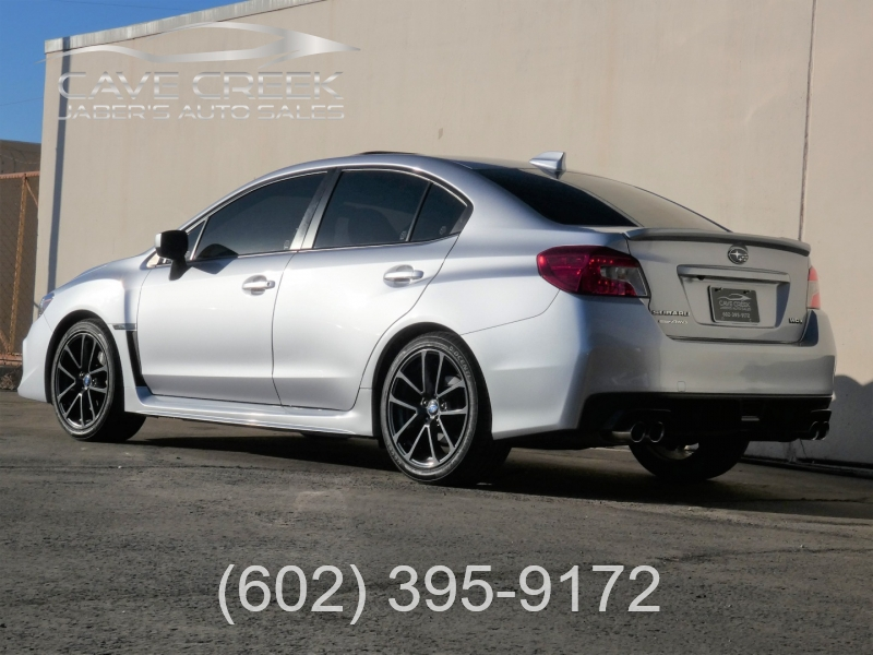 Subaru WRX 2018 price $23,995