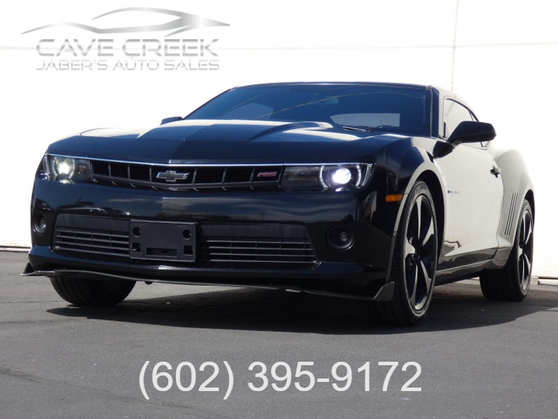 Chevrolet Camaro 2015 price $15,995