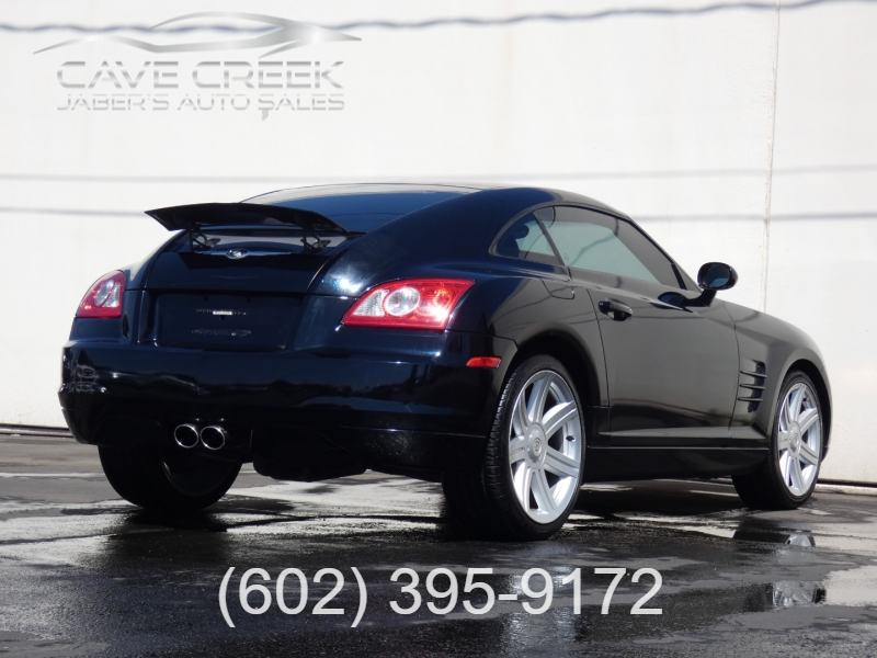 Chrysler Crossfire 2007 price $5,995
