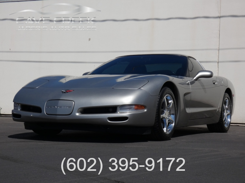 Chevrolet Corvette 2001 price $15,995