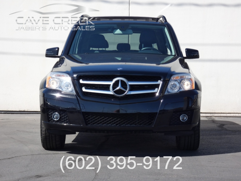 Mercedes-Benz GLK-Class 2012 price $14,995