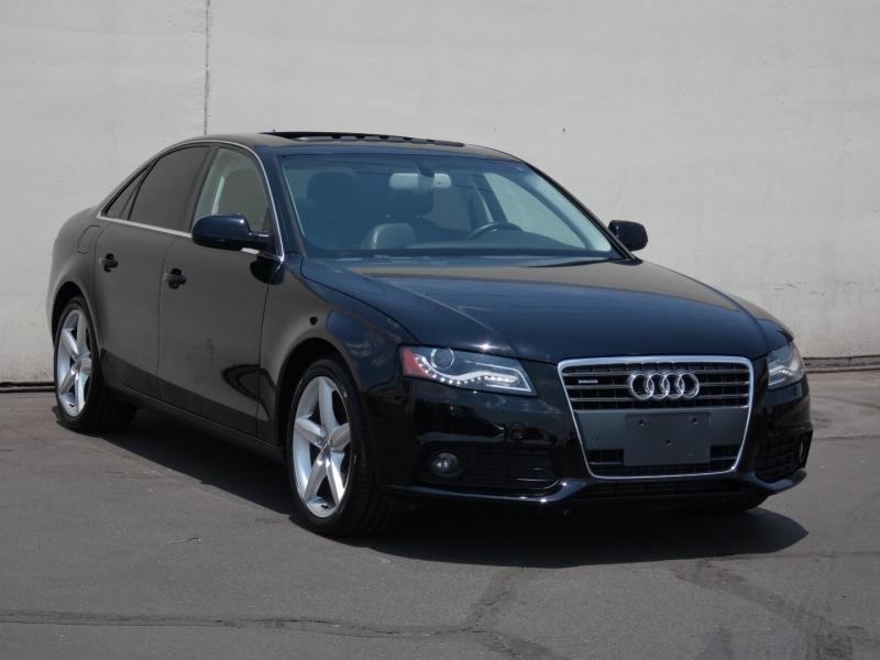 Audi A4 2011 price $12,995