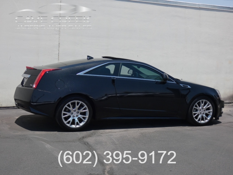 Cadillac CTS Coupe 2013 price $14,995
