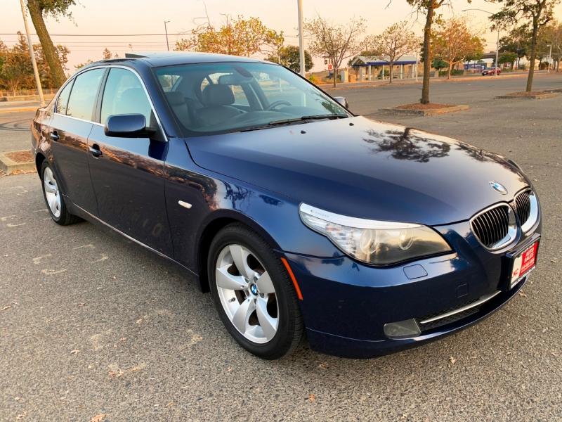 BMW 5-Series 2008 price $7,900