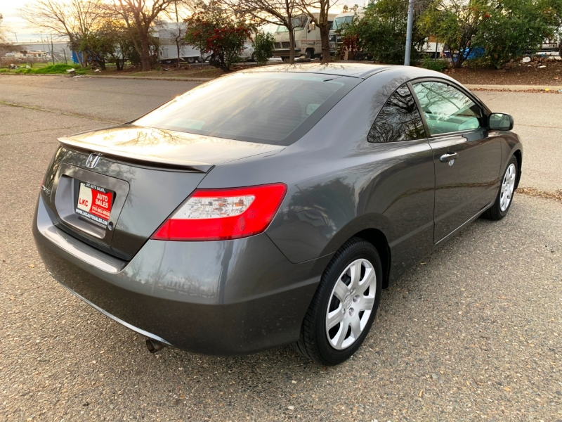 Honda Civic Cpe 2009 price $6,950