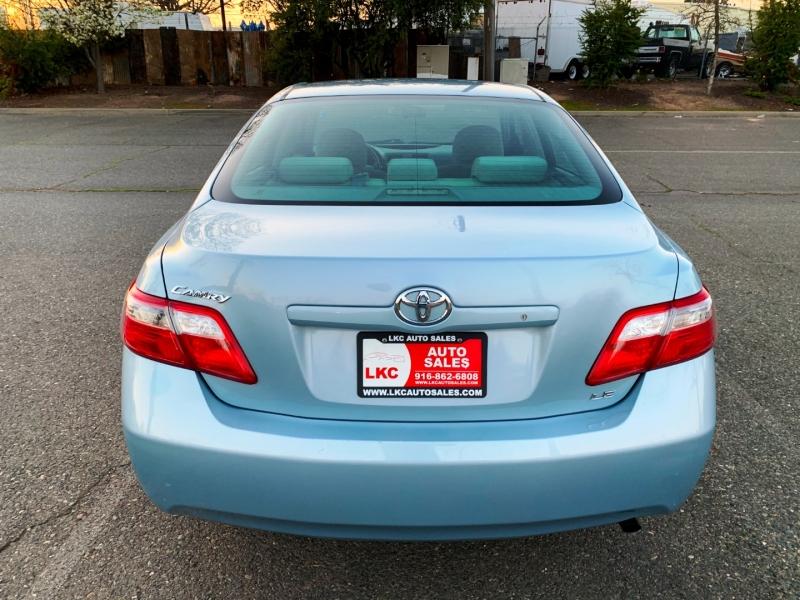 Toyota Camry 2007 price $6,200