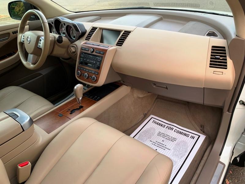 Nissan Murano 2007 price $7,500