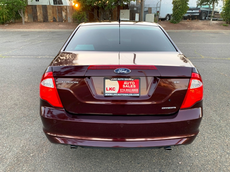 Ford Fusion 2011 price $8,600