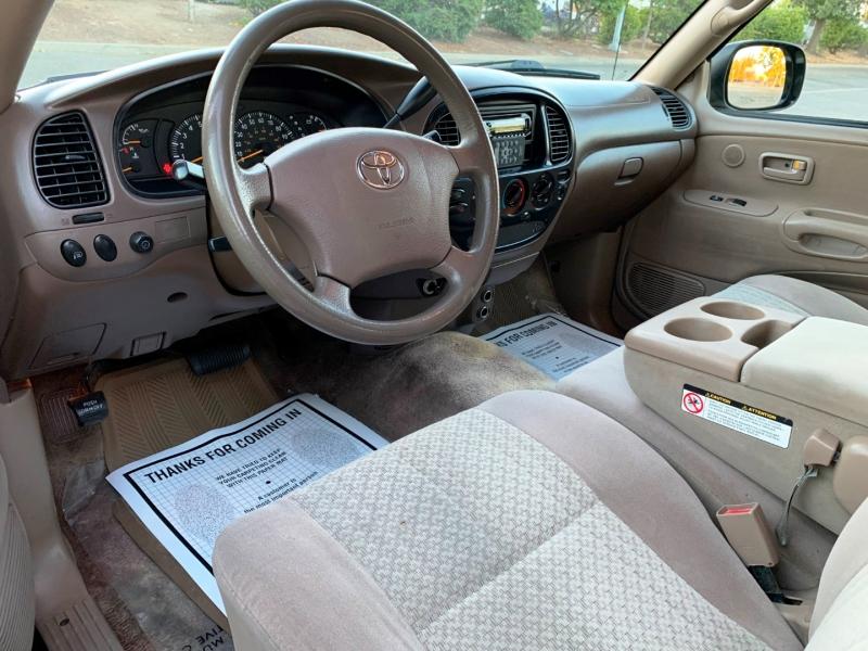 Toyota Tundra 2004 price $9,950