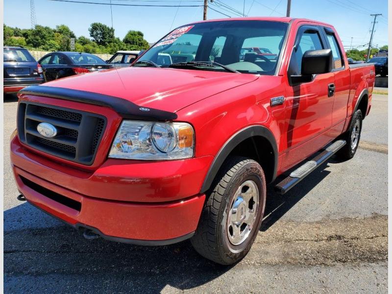 FORD F150 STX 4X4 2007 price $7,995