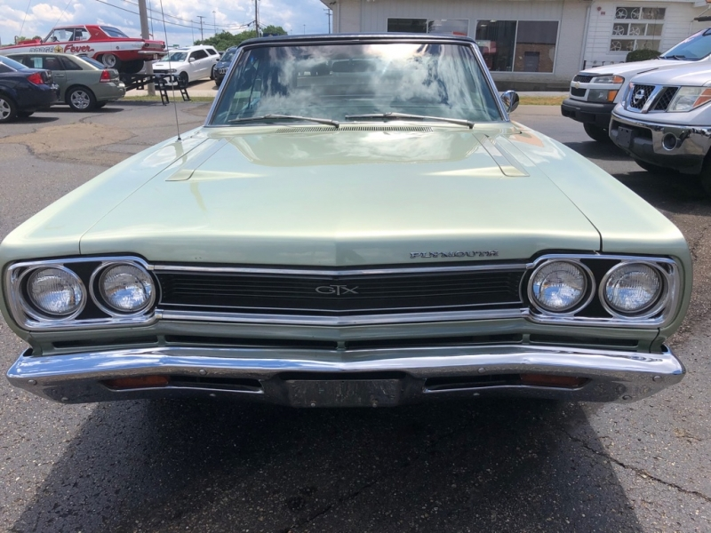 PLYMOUTH GTX 1968 price $54,995