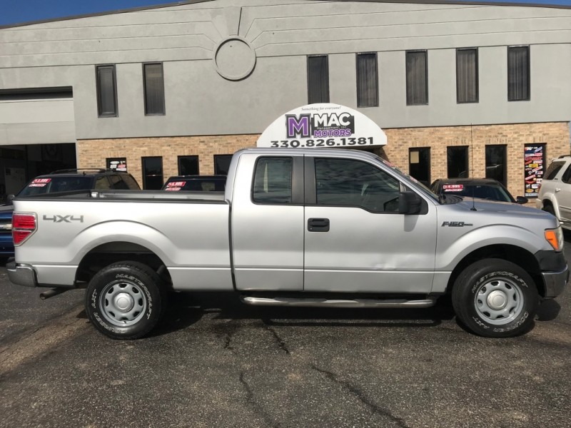 FORD F150 4X4 2010 price $7,999