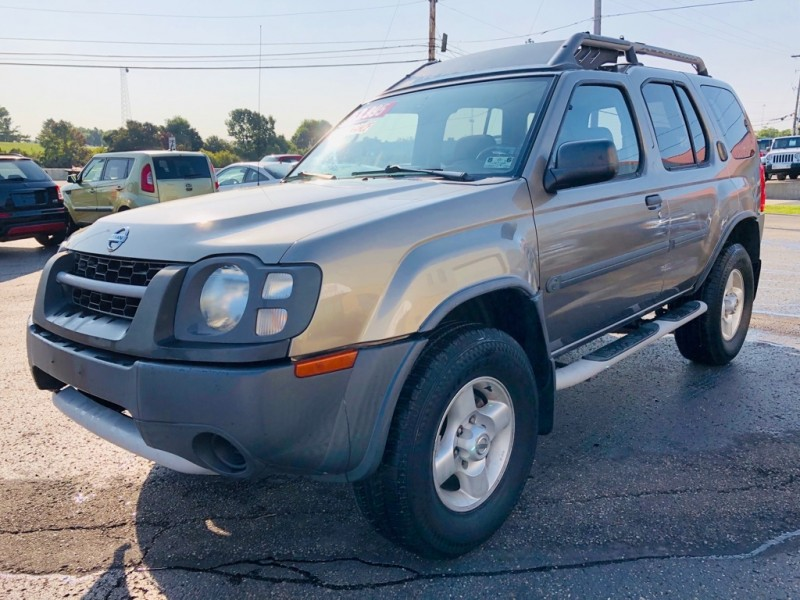 NISSAN XTERRA XE 2003 price $3,995