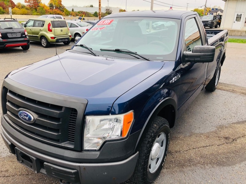 FORD F150 XL 4X4 2009 price $5,999