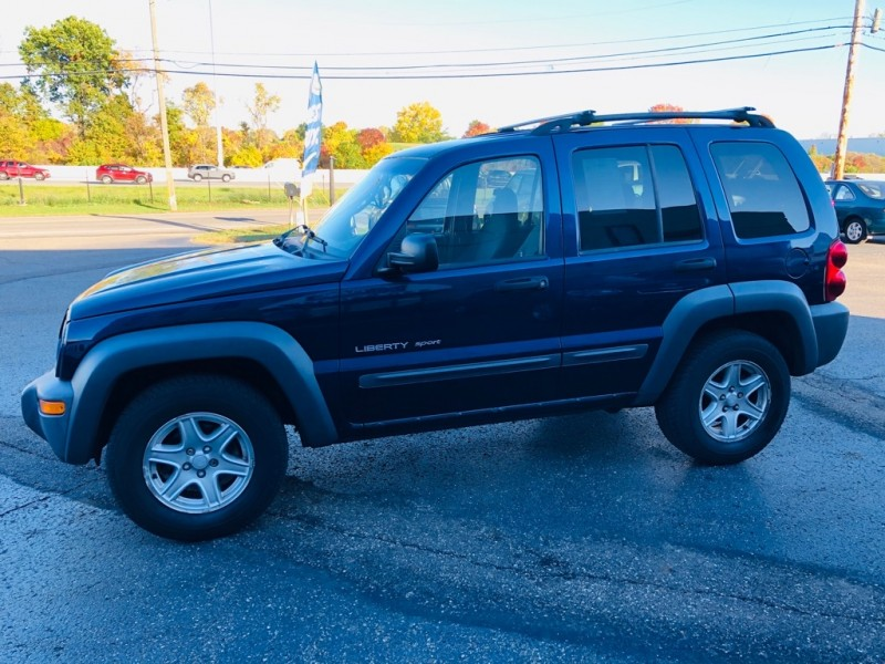 JEEP LIBERTY 4X4 2003 price $4,995