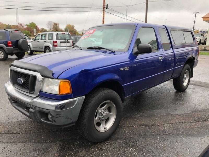 FORD RANGER 4X4 2004 price $3,995