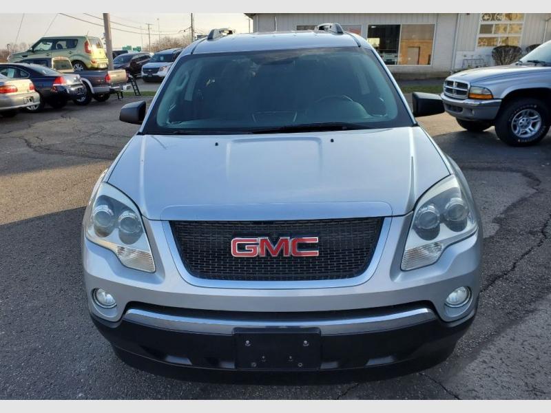 GMC ACADIA 4X4 2010 price $5,999
