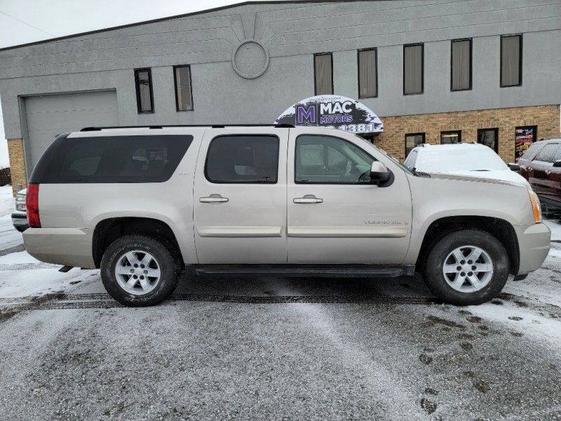 GMC YUKON XL 4X4 2007 price $8,999