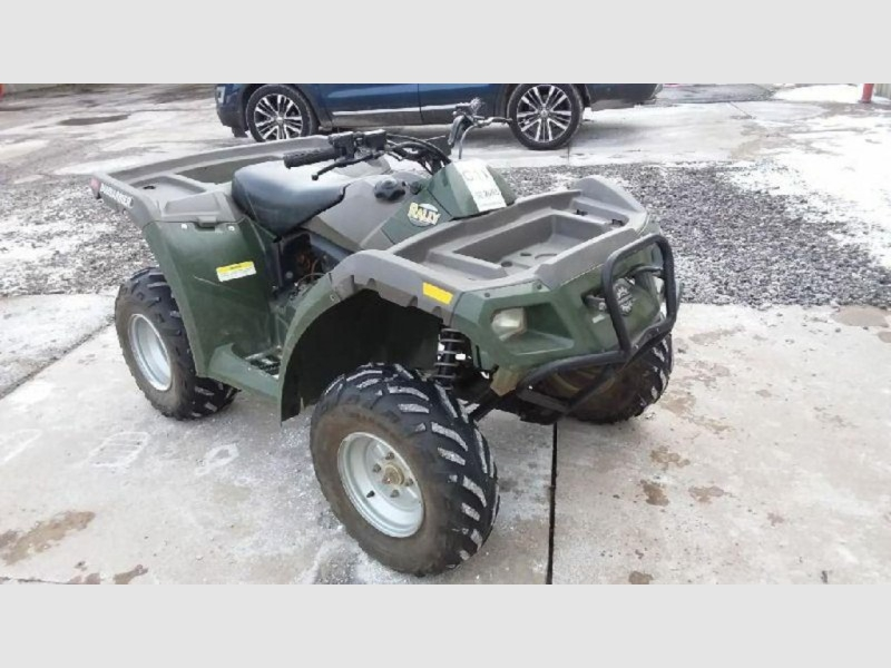 CAN AM BOMBADIER RALLY 200 2003 price $2,495