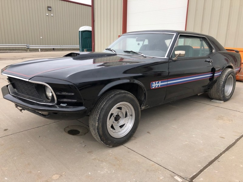 FORD MUSTANG 1969 price $8,995
