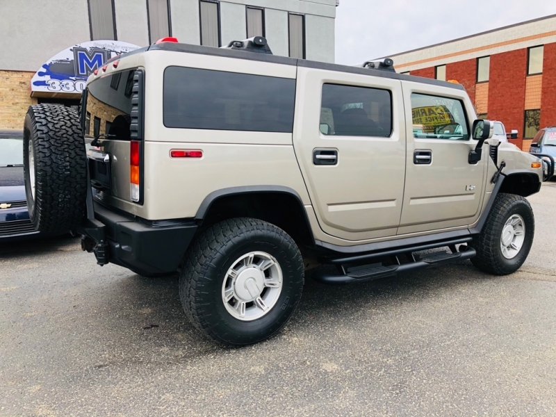 HUMMER H2 AWD 2003 price $15,995