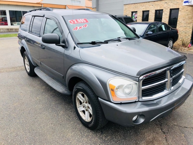 DODGE DURANGO 4X4 2005 price $3,995