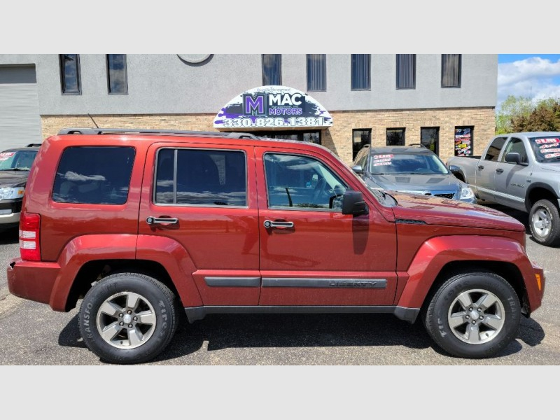 JEEP LIBERTY 2008 price $4,999