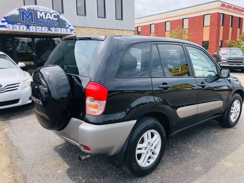 TOYOTA RAV4 4X4 2001 price $3,995